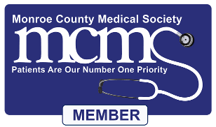Member of the Monroe County Medical Society